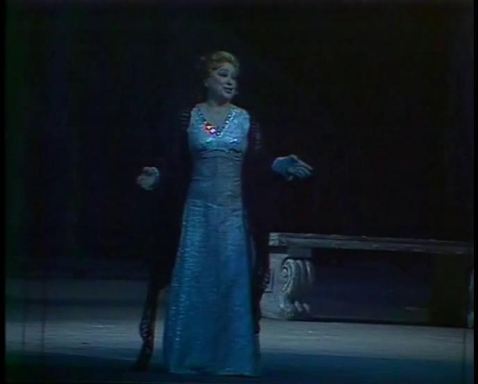 Дама ария из оперы пиковая