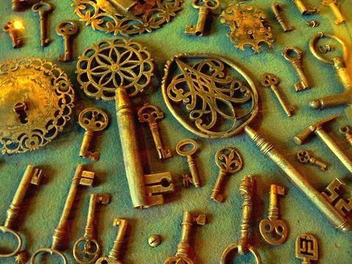 1. Topic The Old yazyk. Search Key to the image of an ancient