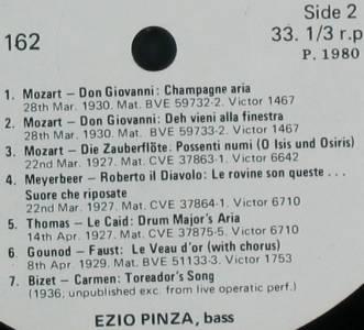 Golden years 1923 1934 - Mozart don giovanni deh vieni alla finestra ...