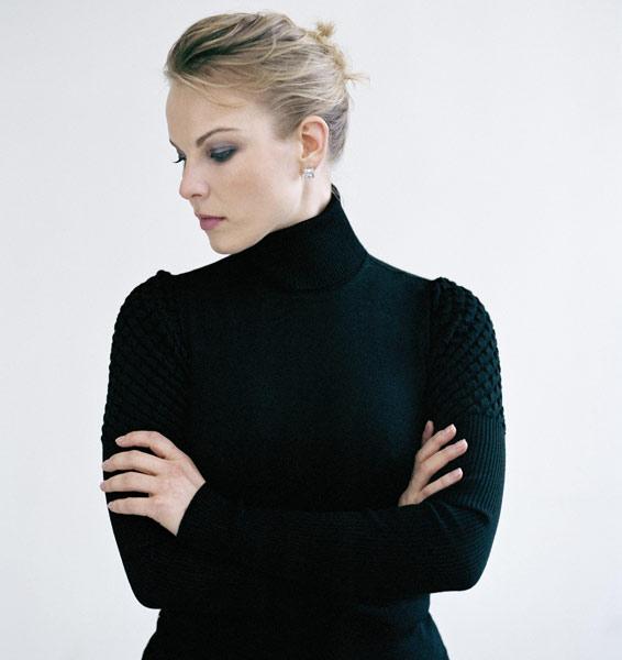 Элина Гаранча (меццо-сопрано), билеты - театральное агентство BILETEXPRESS.RU